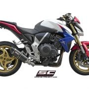 Escape SC-Project Oval para Honda CB 1000 R