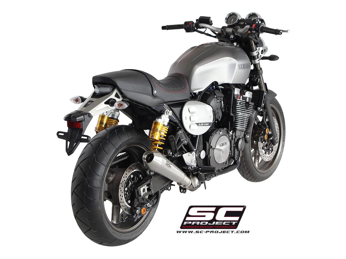 Escape SC-Project Conic para Yamaha XJR1300 / Racer
