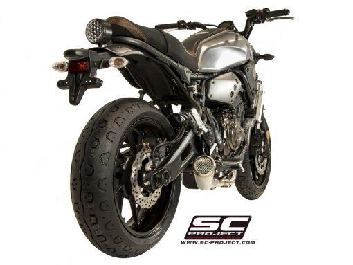 SC-Project Conic para Yamaha XSR 700