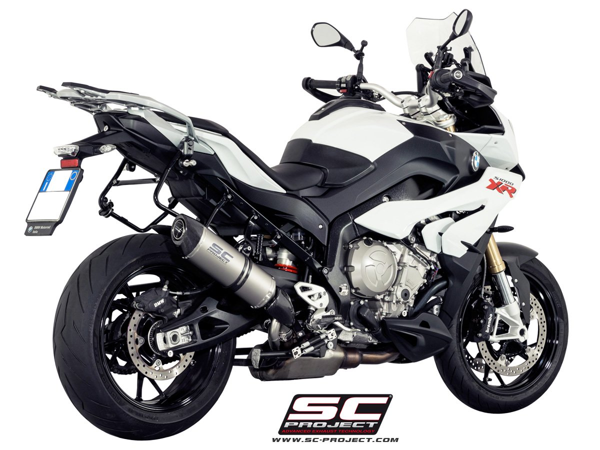 Escape SC-Project Oval - Alto para BMW S 1000 XR