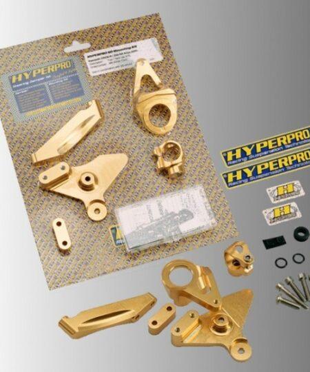 Kit de montaje para amortiguador dirección 75mm KTM 1290 Super Adventure