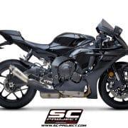 Escape SC-Project S1 para Yamaha YZF R1 / R1M 17-19 - Y11B-T41T