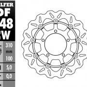 Galfer DF348CW1