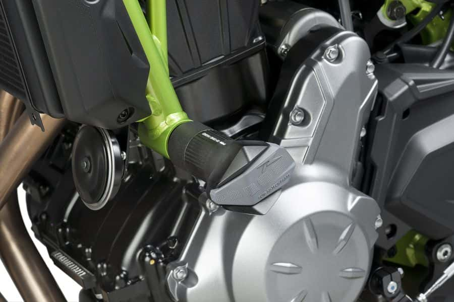 2574619c8bd Protector de motor R12 Puig para Kawasaki Z650 - 9355N