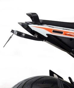 Portamatricula RG-Racing para KTM Superduke 1290 GT - RG-LP0202BK