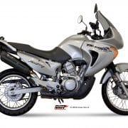 Silencioso Mivv Suono negro Honda XLV 650 Transalp 05-07 - H.031.L9