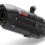 Silenciosos MIVV Suono Inox Negro KTM LC8 950 Supermoto R 05-06 - KT.005.L9