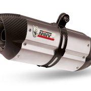 Silencioso MIVV Suono Inox Honda NC 700 S/X 12-14 - H.046.L7