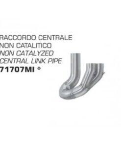 Supresor de catalizador Arrow Ducati Hypermotard 950 SP 2019 - 71707MI