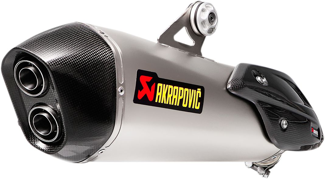 Akrapovic MUFFLER TI/CF C650GT 16