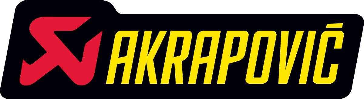 Akrapovic STICKER AKRA 120X34.5
