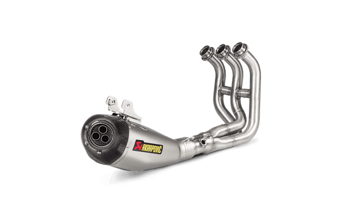 Akrapovic Racing Line Titanium para Yamaha MT-09 - 17-18