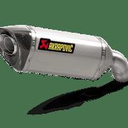 Akrapovic Slip-On Line Titanium para Kawasaki Z900