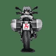 Colectores Akrapovic para BMW S1000XR (Titanium)