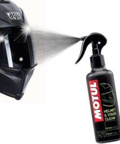 Limpiador casco y visera Motul Helmet & Visor Clean M1 250ml - 102992