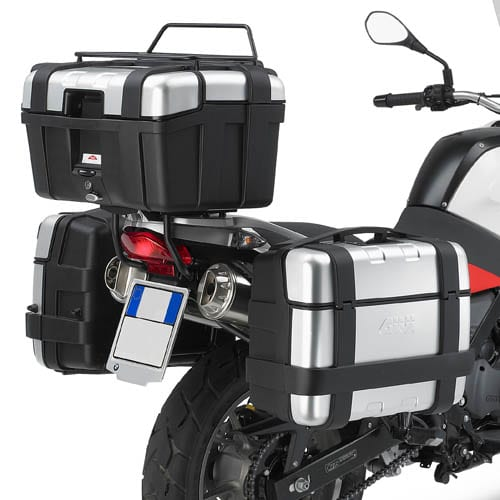 Portamaletas lateral GIVI Honda BMW G 650 GS 11-17 - PL188