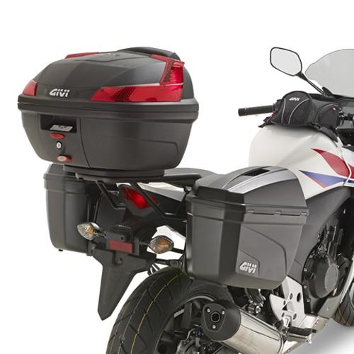 Portamaletas lateral GIVI Honda CBR 500 R 13-15 - PL1119