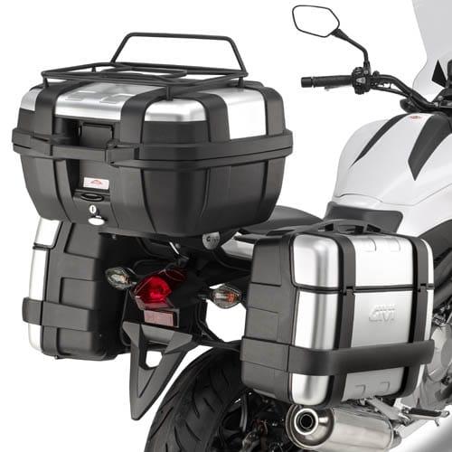 Portamaletas lateral GIVI Honda NC700X 12-13 NC750X / NC750X DCT 14-15 - PL1111