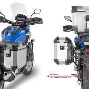 Portamaletas lateral camside GIVI Honda NC750X 16-19 - PL1146CAM