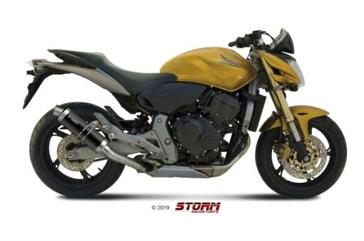 Silencioso STORM GP Inox Honda Hornet 600 07-13 - 74.H.038.LXS