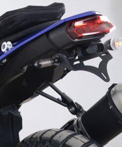 Portamatrículas RG Racing Yamaha Tenere 700 19-20 - RG-LP0277BK