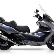 Silencioso Arrow Race-Tech aluminio Honda SW-T 600 10-16 - 73513AK