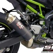 Silencioso SC-Project GPM2 para Kawasaki Z900 2020 - K34-18C