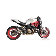Silencioso IXIL CARRERA RC2R Ducati Monster 821 - OD548SSR