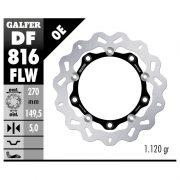 Disco de freno GALFER - DISCO FLOTANTE ACERO - DF816FLW