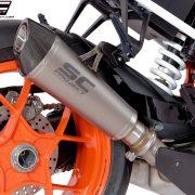 SC-Project Conic para KTM Super Duke 1290 R 17-19 - KTM10-34T