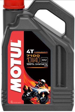 Aceite motor Motul 7100 10W40 4T 4L – 104092