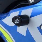 Topes antícaidas Negro RG-Racing Suzuki GSX-R125 17-19 - RG-CP0438BL
