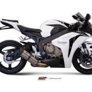 Sistema completo MIVV Inox Honda CBR 1000 RR 08-13 - X.HO.0002.S7
