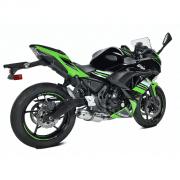 Sistema completo IXRACE PURE INOX Kawasaki Ninja 650 2017 - PZ7053S