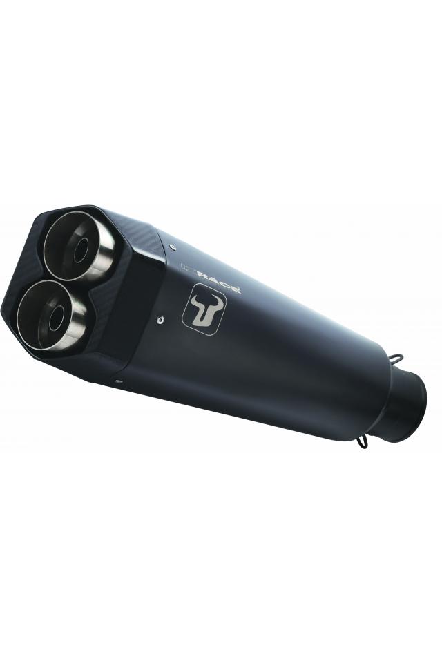 Sistema completo IXRACE M9 Black para Honda CBR 1000RR 17-18 - WH6676B