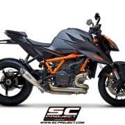 Silencioso SC-Project S1 Titanio KTM 1290 SUPER DUKE R 2020 - KTM16-T41T