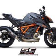 Silencioso SC-Project SC1-R Carbono KTM 1290 SUPER DUKE R 2020 - KTM16-90C
