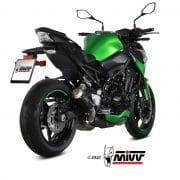 Silencioso MIVV MK3 Carbono Kawasaki Z 900 2020 - K.052.LM3C