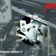 Kit MIZU para subir altura Kawasaki Z 900/RS/Café 17-20 - 3019019