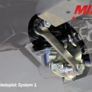 Kit MIZU para bajar altura Triumph Tiger 900 2020 - 3020300