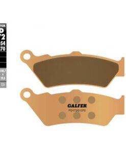 Pastillas de freno Galfer FD172G1370
