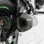 Silencioso Cónico Termignoni para Kawasaki Z 900 RS - K086094SO01