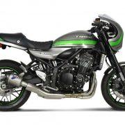 Silencioso Relevance D70 Termignoni para Kawasaki Z 900 RS - K086094SO04