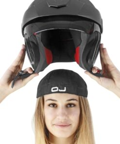 Pasamontañas twin cap negro OJ - JF0110