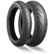 Juego neumáticos Bridgestone 12070-17 58W - 18055-17 73W Battlax BT023