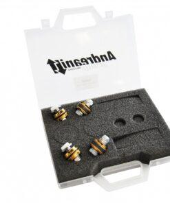 Kit pistones 1 compresión y 1 extensión