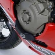 Protector del motor IZQ RG-Racing Honda CBR1000RR/SP/SP2 - ECS0116BK