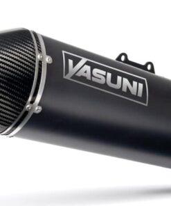 Escape Yasuni Carbono para Suzuki Burgman 125 10-20 - TUB711BC