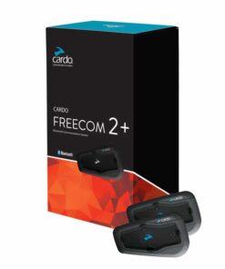 Intercomunicador Cardo Duo Freecom 2+ - CSRFRC2P101
