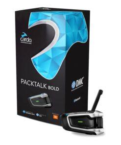 Intercomunicador Cardo Packtalck Bold JBL - CSRPTBJBL01